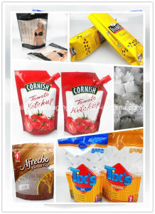 Stand up Pouch Bag for Packaging of Food pictures & photos