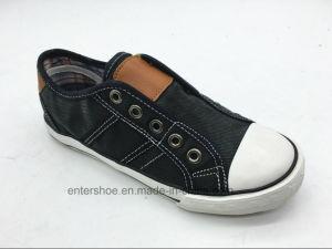 Vulcanized Low Cut Kids Sneaker for Autumn (ET-LH160270K)