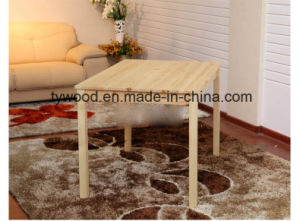 Solid Wood Dining Table, Chair Set pictures & photos