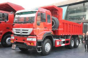 Hot Sale 6X4 Heavy Sino Dump Truck pictures & photos