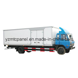 Competitive Price FRP Dry Cargo Truck Body pictures & photos