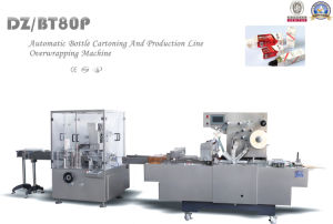 Bottle Cartoning Machine for Cosmetic (DZ/BT80P) pictures & photos
