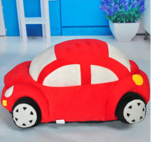 Custom Made Soft Toys Plush Stuffed Toy Car for Promotion