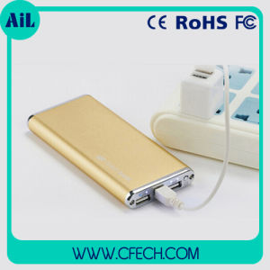Portable High Capacity Power Bank/ Mobile Charger/ Power Pack