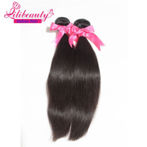 Wholesale Hair Weavon Indian Remy Hair Extension Virgin Indian Hair for Black Women pictures & photos