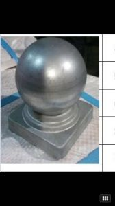 Metal Fence Post Caps for Garden pictures & photos