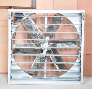 Pressure Ventilation Exhaust Fan with SGS Certificate for Factory pictures & photos