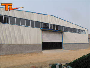 Fast Assemble Steel Structure Storage Warehouse