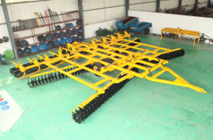 High Quality Agricultural Once-Over Rotary Tillage Machine pictures & photos
