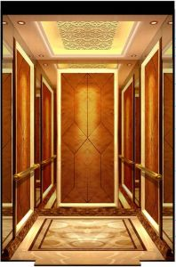 Passenger Elevator with Handrail for Hotel pictures & photos