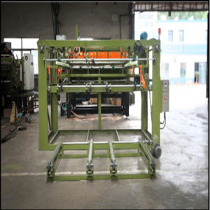 High Quality Servo Motor Plywood Core Veneer Jointer Machine for Sale pictures & photos