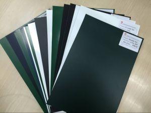 Green White Blue PVC PU Conveyor Belt Diamond Surface Pattern Belting pictures & photos