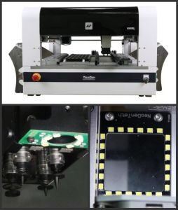 Pick and Place Machine SMT Product Line with Camera pictures & photos