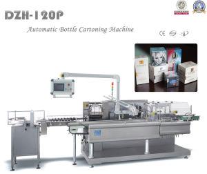 Automatic Round Bottle Cartoning Machine (DZH-120P) pictures & photos