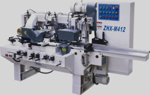 Max Working Width 120mm Four Spindle Four Side Moulder Machine