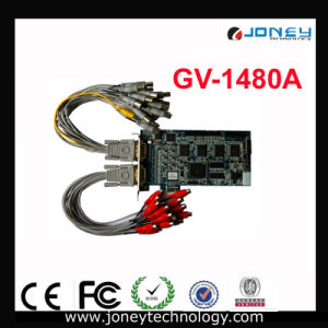 Geovision Software PC Based PCI-E Gv1480A DVR Card pictures & photos