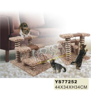 Wholesale Cat Tree Scratching Post (YS77252) pictures & photos