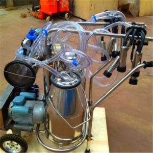 Vacuum Pump Milking Machine pictures & photos