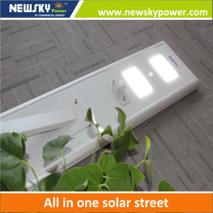 High Quality 20W Solar LED Street Light pictures & photos