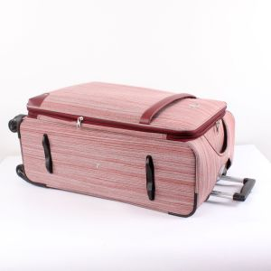 Soft Side Carry on Suitcase with 2 or 4wheels pictures & photos