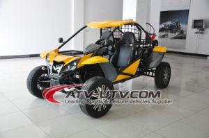 500cc, 800cc, 110cc, 1500cc Efi 4 Wheel Shaft Drive 2 Seat Go Kart pictures & photos