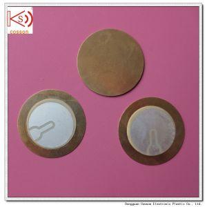 12mm 15mm 20mm 27mm Piezoelectronic 3pin Buzzer Plate