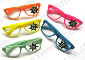 Promotion Plastic Sunglasses Glow in The Dark