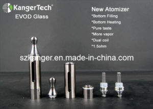Kanger Evod Glass Clearomizer EGO Thread pictures & photos