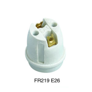 E26 Lamp Holder (FR219) pictures & photos