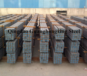 GB Q195 Hot Rolled Steel Billets pictures & photos