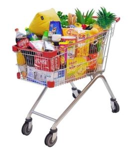 Shopping Trolley Carts pictures & photos