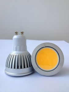 Best Selling COB 5W GU10 LED Spotlight Lamp pictures & photos