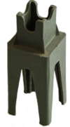 Concrete Plastic Rebar Chairs pictures & photos