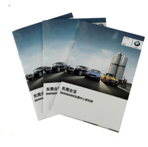Customerized Brochure Cmyk Printing Service (jhy-852) pictures & photos