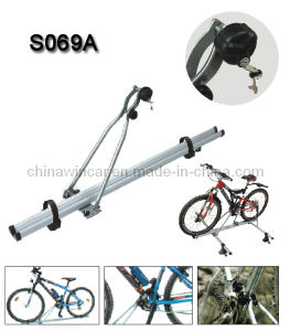 Aluminum Bike Rack Roof Top Bar Rack From Ningbo Wincar pictures & photos