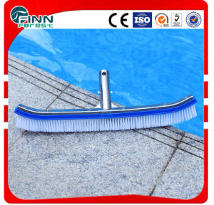 Plastic Swimming Pool Cleaner with Stainless Steel or Aluminum Black pictures & photos