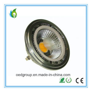 12W Dimmable AR111 G53 LED Light, G53 Spot Lighting pictures & photos