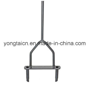 Hollow Tine Steel Lawn Coring Aerator pictures & photos