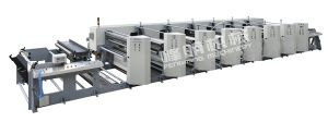 Yt-1000c Flexographic Printing Machine pictures & photos
