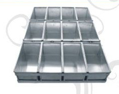 Aluminium Steel Bread Mould for Toast Loaf Baking pictures & photos