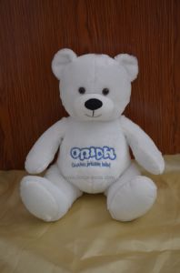 Logo Embroidery Promotional Plush Bear pictures & photos