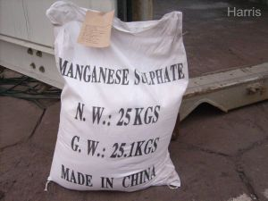 Hot Sale Manganese Sulfate Fertilizer 98% Mnso4. H2O pictures & photos