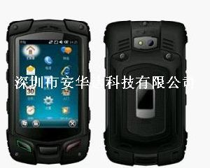 Fingerprint Handheld Terminal with GPS, RFID as Well as GPRS