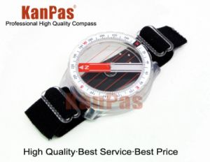 Kanpas Mtbo Wrist Compass Orienteering Compass #MAW-43-F pictures & photos