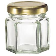 45ml (1.5 OZ) Hex Jar for Jams with 43tw Finish pictures & photos