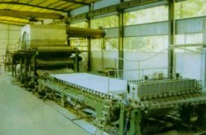 3200mm Cultural Paper Machine, Recycle Waste, Virgin Pulp, High Capacity Paper Making Machine Price pictures & photos