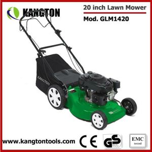 Hot Selling 135cc Gasoline Lawn Mower (KTG-GLM1420-135SA) pictures & photos