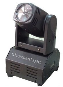 1PCS 10W LED Mini Moving Head Beam Light pictures & photos