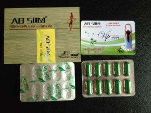 Ab Slim Lose Weight Capsules Natural Slimming Product pictures & photos