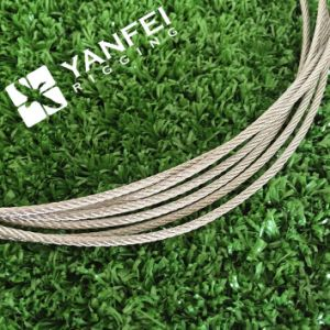 Stainless Steel Wire Rope Supplier pictures & photos